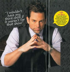 Michael Muhney - TV Week Soap Extra Interview - 9/28/14