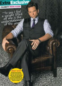 Michael Muhney - TV Week Soap Extra Interview - September 28, 2014